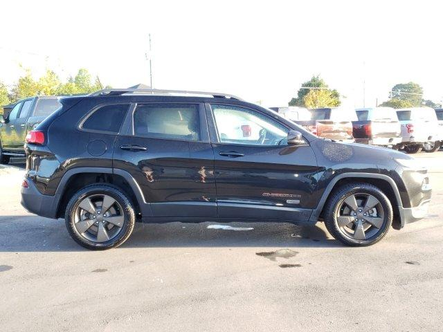 Pre-Owned 2016 Jeep Cherokee FWD 4dr 75th Anniversary