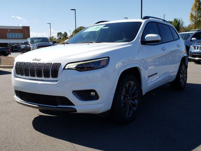 New 2020 JEEP Cherokee High Altitude 4x4