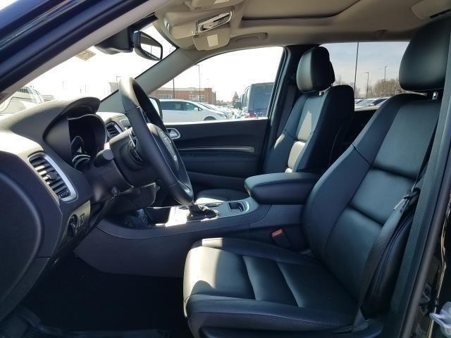 New 2019 DODGE Durango Citadel RWD