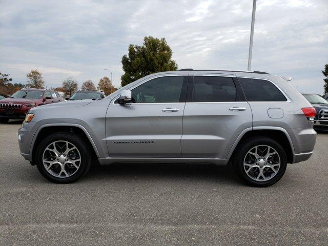 Pre-Owned 2019 Jeep Grand Cherokee Overland 4x4