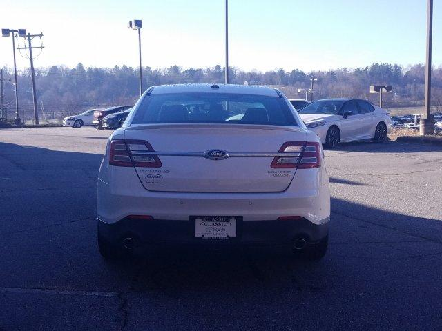 Pre-Owned 2014 Ford Taurus 4dr Sdn Limited FWD