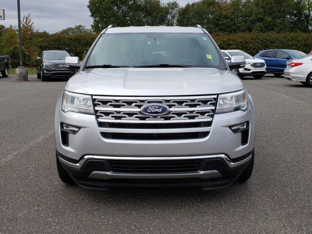 Pre-Owned 2019 Ford Explorer Limited FWD