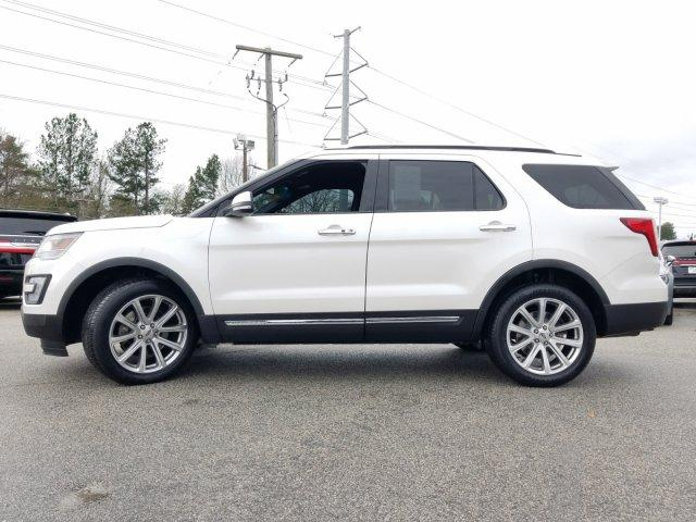 Pre-Owned 2016 Ford Explorer FWD 4dr Limited