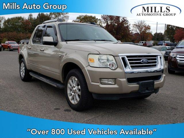 2007 Ford Explorer Sport Trac >> Pre Owned 2007 Ford Explorer Sport Trac 4wd 4dr V8 Limited 4wd