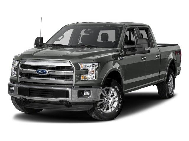 Pre-Owned 2017 Ford F-150 Lariat 2WD SuperCrew 5.5' Box
