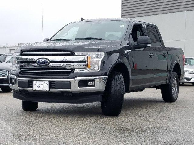 Pre-Owned 2019 Ford F-150 LARIAT 4WD SuperCrew 5.5' Box
