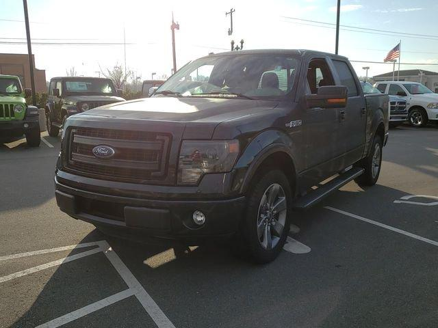 Pre-Owned 2013 Ford F-150 2WD SuperCrew 145 FX2