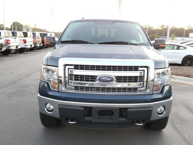Pre-Owned 2013 Ford F-150 4WD SuperCrew 145 XL