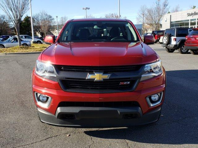 Pre-Owned 2015 Chevrolet Colorado 4WD Crew Cab 128.3 Z71