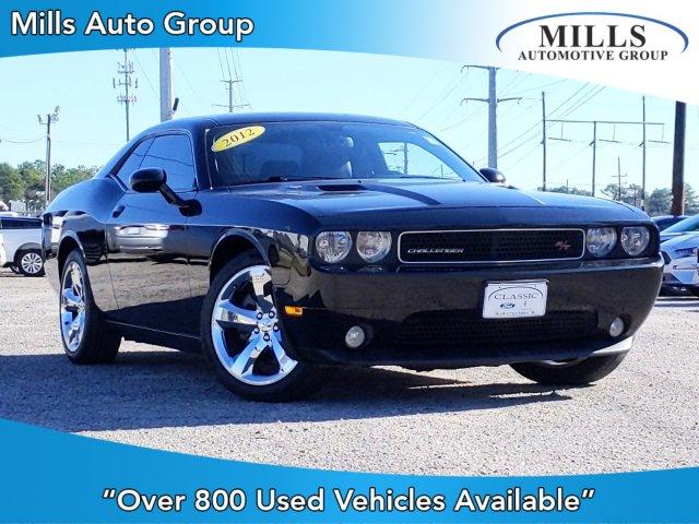 Pre-Owned 2012 Dodge Challenger 2dr Cpe R/T Plus