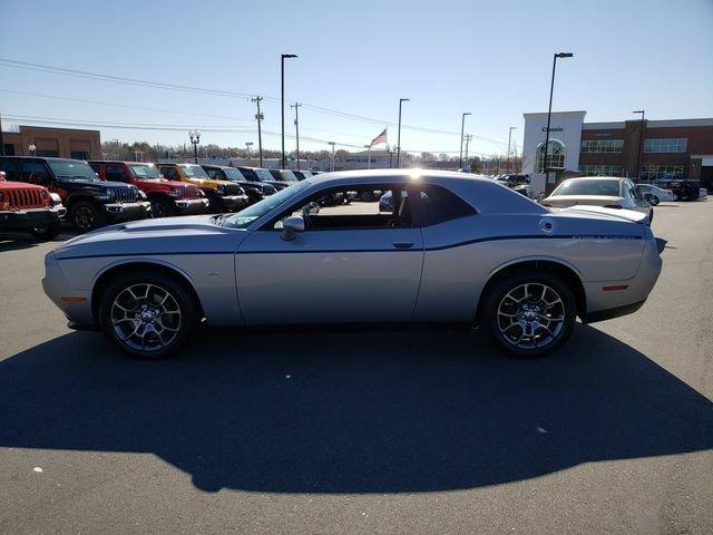 Certified Pre-Owned 2017 Dodge Challenger GT Coupe