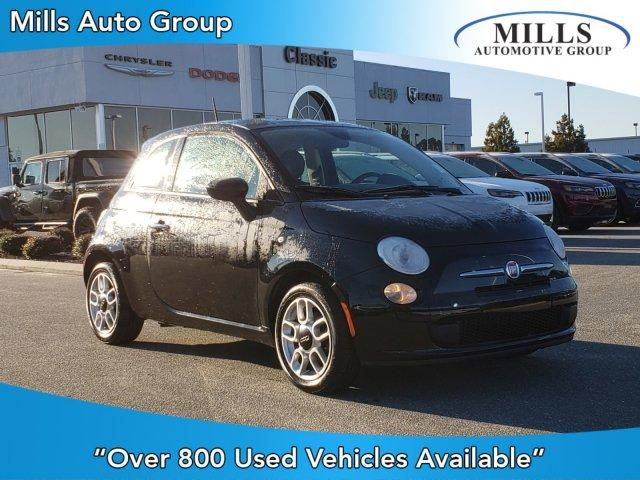 Pre-Owned 2015 FIAT 500 2dr HB Pop