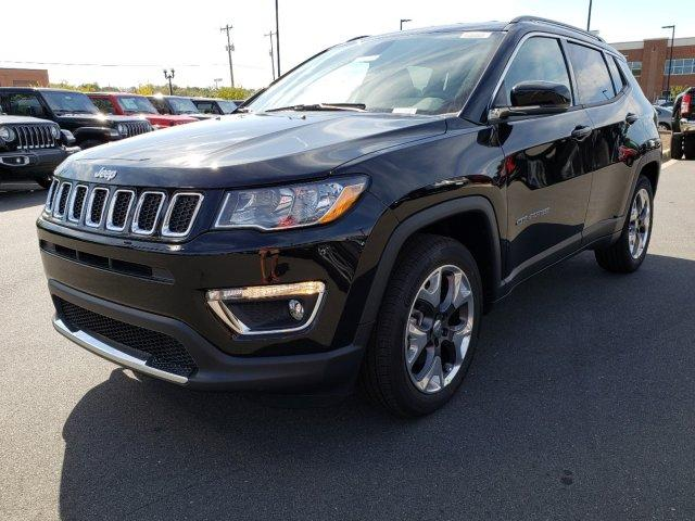 New 2020 JEEP Compass Limited FWD