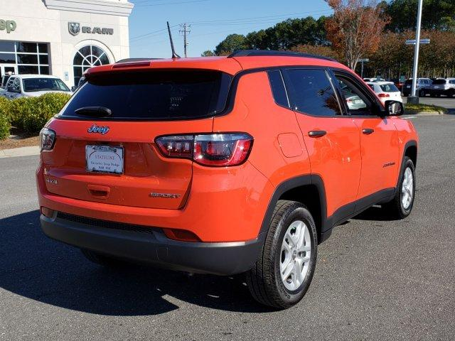 Pre-Owned 2018 Jeep Compass Sport 4x4