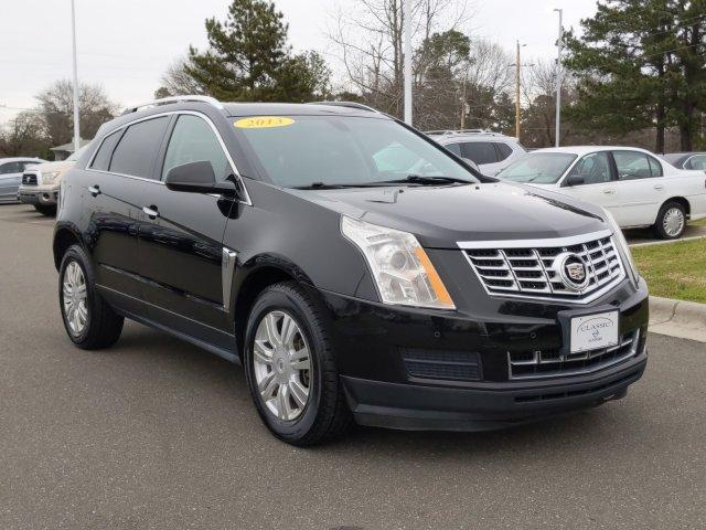 Pre-Owned 2013 Cadillac SRX FWD 4dr Luxury Collection