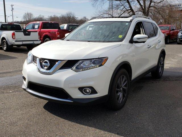 Pre-Owned 2016 Nissan Rogue FWD 4dr SL