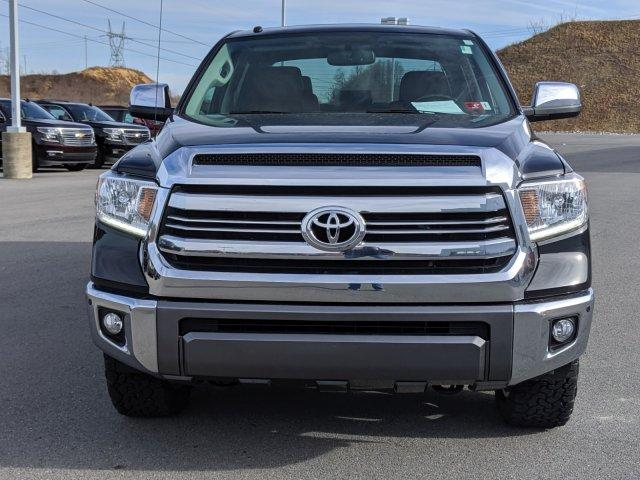 Pre-Owned 2017 Toyota Tundra 1794 Edition CrewMax 5.5' Bed 5.7L