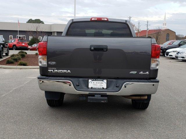 Pre-Owned 2013 Toyota Tundra CrewMax 5.7L FFV V8 6-Spd AT Platin