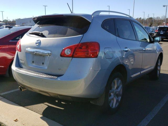 Pre-Owned 2013 Nissan Rogue FWD 4dr SL