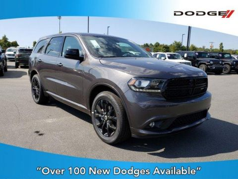 New 2020 DODGE Durango SXT Plus RWD