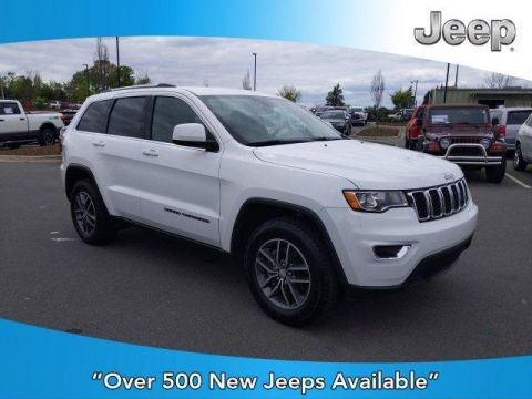 2018 Jeep Grand Cherokee Laredo E 4x4 *Ltd Avail*
