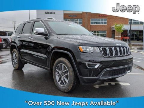 2020 JEEP Grand Cherokee Limited 4x4