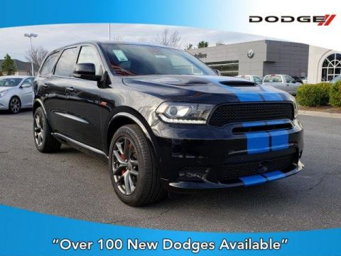 New 2019 DODGE Durango SRT AWD