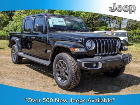 New 2020 JEEP Gladiator North Edition 4x4 With Navigation