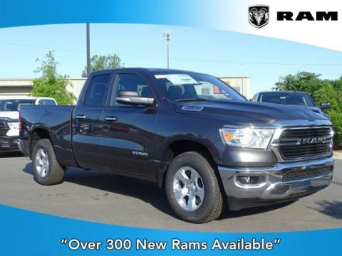 2019 RAM All-New  1500 Big Horn/Lone Star 4x2 Quad Cab 6'4