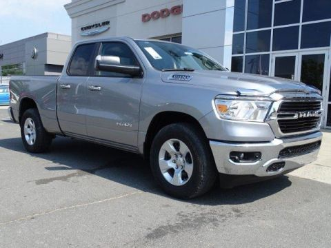 New 2019 RAM All-New 1500 Big Horn/Lone Star 4x2 Quad Cab 6'4