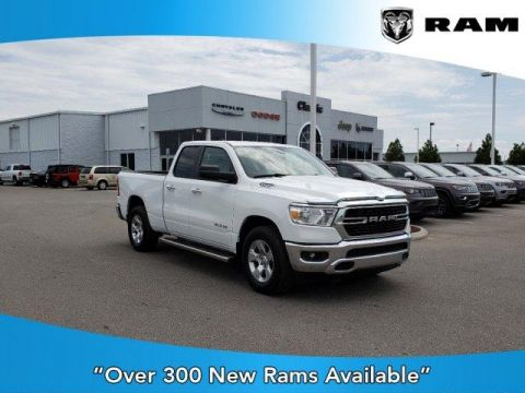 2019 RAM 1500 Big Horn/Lone Star 4x2 Quad Cab 6'4