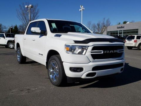 2020 RAM 1500 Big Horn 4x2 Crew Cab 5'7 Box