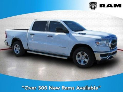 New 2019 RAM All-New 1500 Tradesman 4x2 Crew Cab 5'7 Box 4x2 Crew Cab
