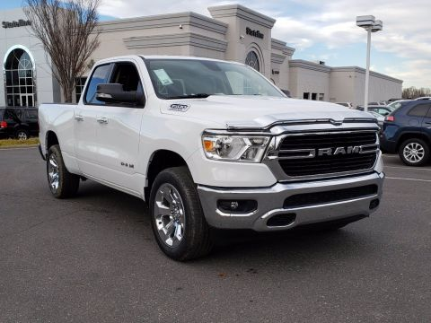New 2020 RAM 1500 Big Horn 4x4 Quad Cab