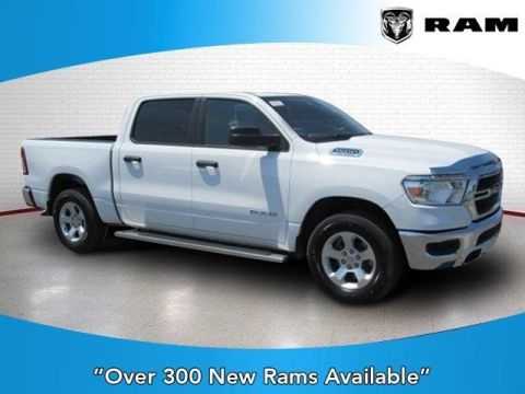 New 2019 RAM All-New 1500 Tradesman 4x4 Crew Cab 5'7 Box 4x4 Crew Cab