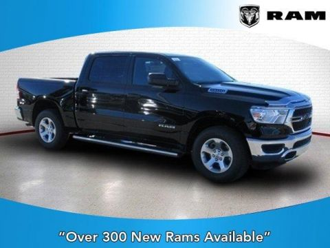 2019 RAM All-New  1500 Tradesman 4x4 Crew Cab 5'7 Box