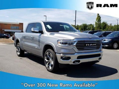 New 2020 RAM 1500 Longhorn 4x4 Crew Cab 5'7 Box With Navigation