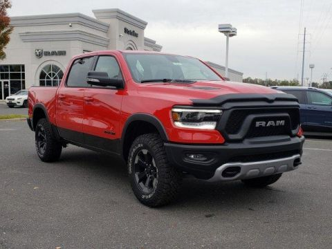 2020 RAM 1500 Rebel 4x4 Crew Cab 5'7 Box
