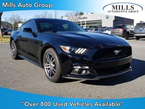 Pre-Owned 2017 Ford Mustang EcoBoost Fastback