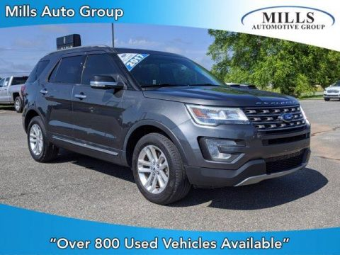 Pre-Owned 2017 Ford Explorer XLT FWD FWD Sport Utility