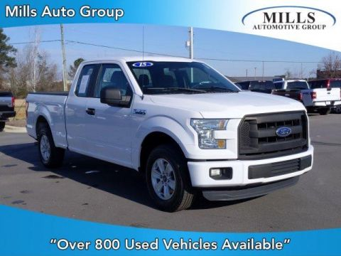 Pre-Owned 2015 Ford F-150 2WD SuperCab 145 XL