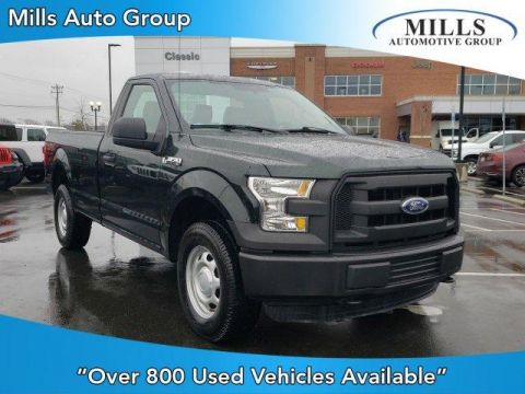 Pre-Owned 2016 Ford F-150 4WD Reg Cab 141 XL 4WD