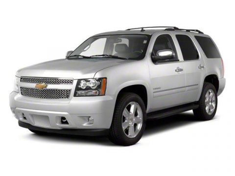Pre-Owned 2012 Chevrolet Tahoe 4WD 4dr 1500 LTZ