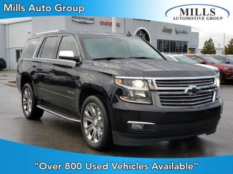 Pre-Owned 2017 Chevrolet Tahoe 4WD 4dr Premier 4WD