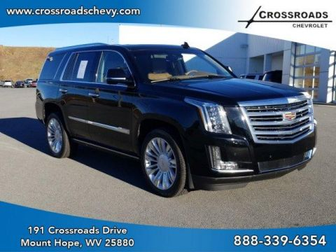 Pre-Owned 2016 Cadillac Escalade 4WD 4dr Platinum 4WD