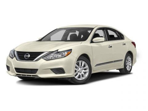 Pre-Owned 2016 Nissan Altima 4dr Sdn I4 2.5 S FWD 4dr Car