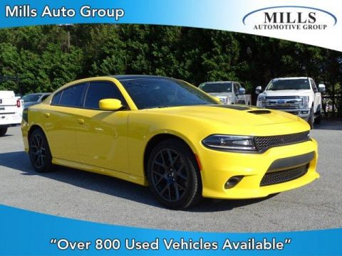 Pre-Owned 2018 Dodge Charger Daytona RWD