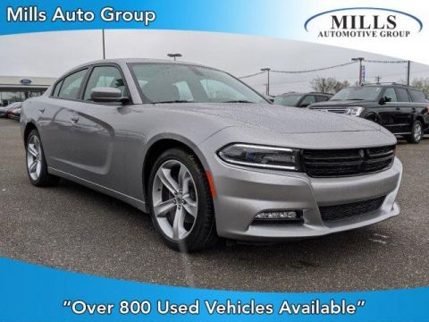Pre-Owned 2018 Dodge Charger R/T RWD RWD 4dr Car