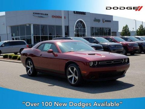 New 2019 DODGE Challenger SXT RWD RWD Coupe