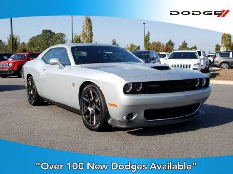 New 2019 DODGE Challenger R/T Scat Pack RWD